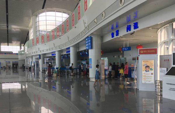 武当山机场航班消息:天津至十堰航班进港延误
