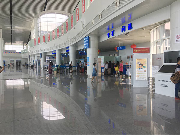武当山机场最新消息:北京南苑到十堰的进港航班延误