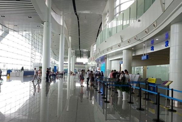 提醒|武当山机场十堰至广州航班延误起飞