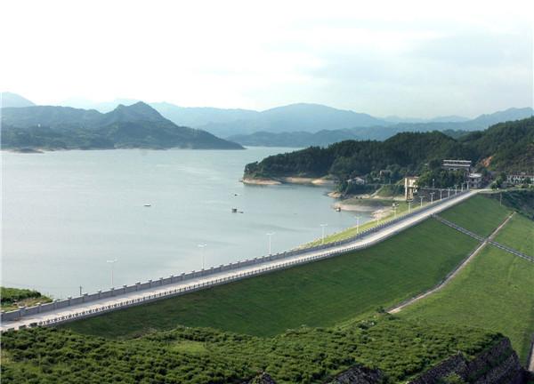 蘄春大同水庫水利風景區