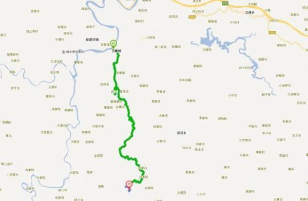 千山风景区旅游路线