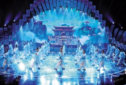 《魅力中国城》颁奖盛典 十堰元素再次惊艳全场