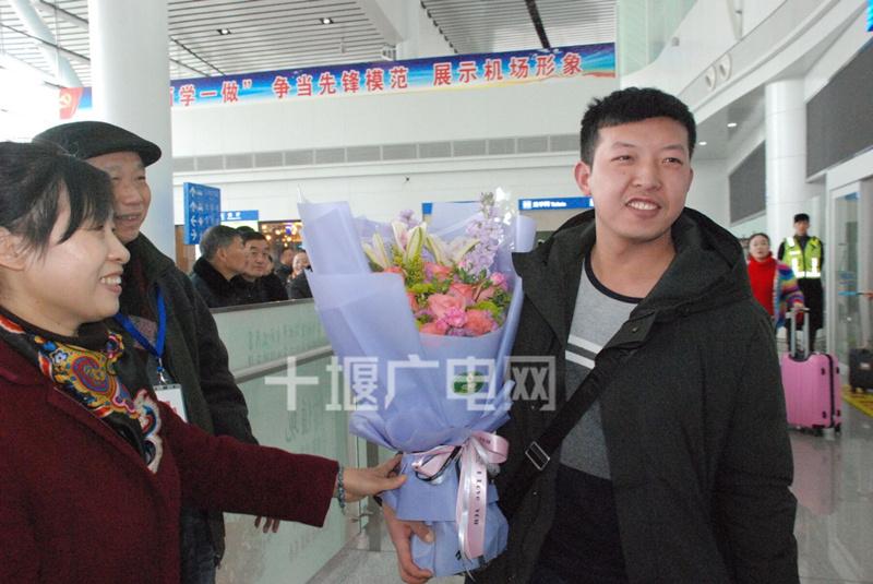 新闻中心 本地 社会 正文  十堰广电讯(记者 金勤 通讯员 吴远海 实习
