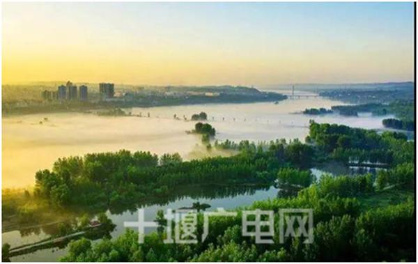 新闻中心 旅游 正文  丹江口市沧浪洲湿地公园位于南水北调中线控制性