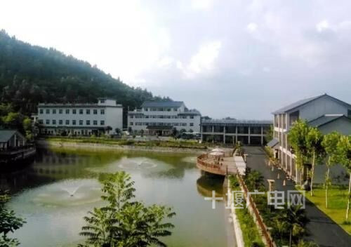 渭南高塘镇竹溪里景区