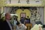 """金庸追悼会在香港低调举办 马云送花圈""""一人江湖,江湖一人"""""""