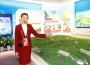 十堰这位姑娘火了!在北京为国家领导人讲解改革开放40年成就展