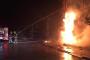 孩子玩打火机点燃自家房 十几万货存被烧光