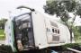一辆满载中国游客大巴在泰国芭提雅侧翻 致13人伤