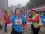 """庆祝建市五十周年""""微马""""开跑  500余选手体验健康跑"""