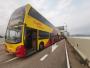 香港发生五辆巴士连撞车祸,至少29人受伤