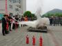 十堰职业技术(集团)学校举办消防实战演练筑牢校园安全