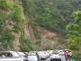实时路况 |武当山门口路段、通神大道车流量较大