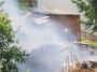 快讯:红卫牛场村一民房发生火灾