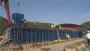 十武一级路今天开始首片梁浇筑 进入桥梁上部结构施工