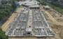 车站沟污水处理站通水试运行 可日处理8000吨