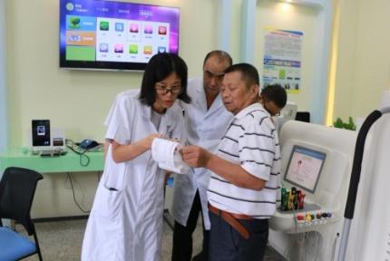 十堰智慧医养服务平台将上线试运行