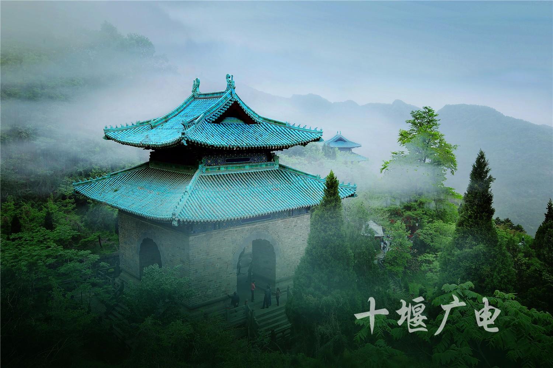 南岩御碑亭(摄影:王建民)
