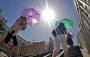 十堰发布高温黄色预警  未来3天十堰将迎37℃高温
