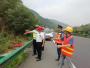 7月24日起,十白高速公路部分路段实施交通管制