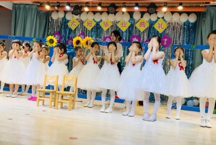 维多利亚幼儿园:我们毕业啦!