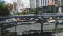 邮电街天桥第四梯道正式完工 市民通行更方便了