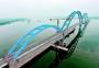 漢十高鐵最新進展!漢江特大橋橋面完工 創下世界第一