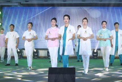 医师节来临,十堰这家医院上演红毯秀!