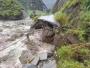 四川阿坝州暴雨灾害已致8人遇难 暴雨预警升为红色