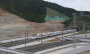 汉十高铁检测动车组列车首次开进十堰