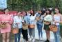 张湾区西沟乡:猕猴桃采摘节带动乡村游