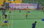 十堰市第六届运动会青少年羽毛球赛14日闭幕
