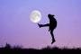 中秋的月亮还能这样拍?太有创意了!
