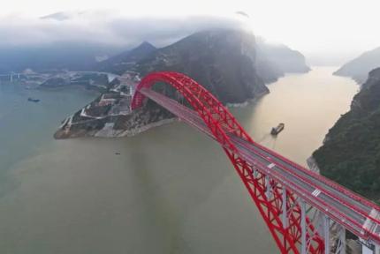 千年梦圆!湖北又一世界级大桥通车