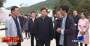 張維國在丹江口市官山鎮調研指導主題教育工作