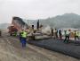 火箭路建设又有新进展,西段本月底具备通车条件