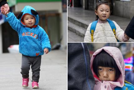 康康擻!來看看十堰寶寶們的表情包!