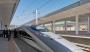 汉十高铁载500乘客抵达十堰东站!全程不到2小时
