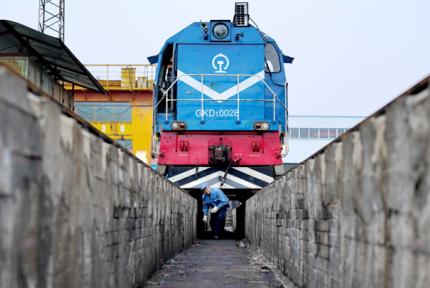火车司机的铁道生活