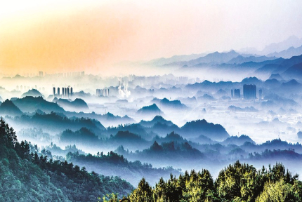 全力创建国家生态文明示范区 张湾区这么干