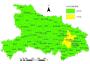 湖北省市县疫情风险评估再更新,武汉市江岸区降为低风险