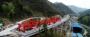 全长2.4公里!十巫高速鲍溢段最长桥梁单幅贯通