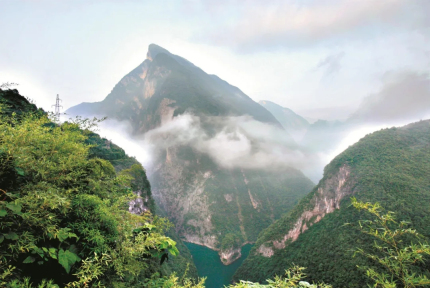美的像畫里,十堰竹山6個村被國家點名!