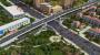 十堰林蔭大道一號線最新進展!路面施工預計年底完成
