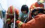 """女子手指被機器""""咬""""住,十堰消防從救援到送醫僅用7分鐘"""