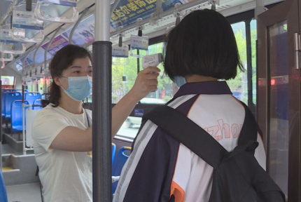 十堰学生公交专线启用,满足1600余名学生出行