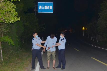 """十堰警方抓获""""电瓶大盗"""",5天作案11起"""