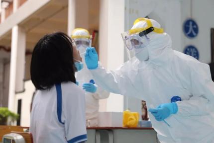 全部阴性!十堰近九成初三学生完成核酸检测