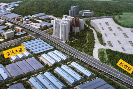 总投资7亿多!十堰航空路建设最新进展来了