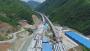 好消息!十巫高速竹山境内双台隧道双幅正式贯通